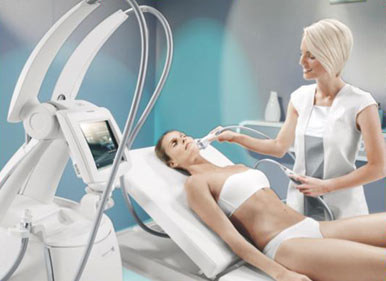 Endermologie on the Face