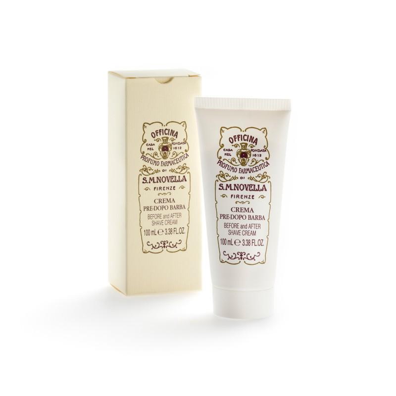 Crema Pre-Dopo Barba Shave Cream