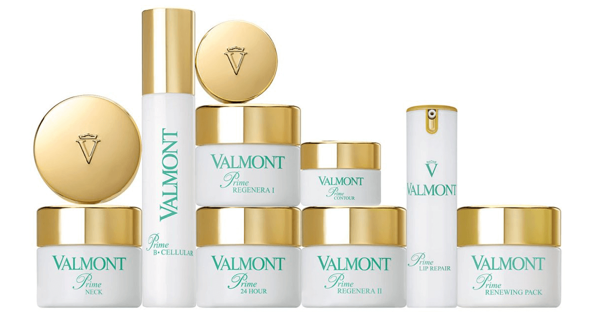 Valmont Skin Care Ingredients