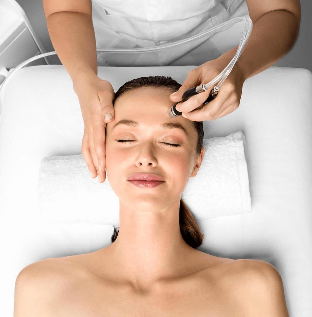 Dermal-infusion Facial
